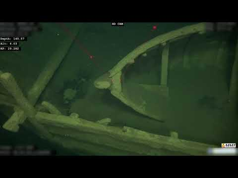 Intact Renaissance Shipwreck in the Baltic
