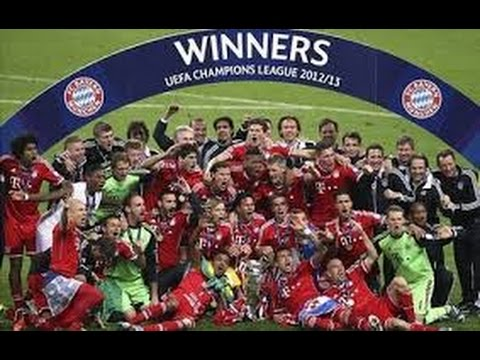 Bayern Munich vs Borrusia Dortmund  Final UEFA Champions League All Goals and Highlights 2013