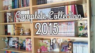 Anime and Manga Collection || November 2015