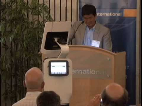 Xconomy Forum - Robots Remake the Workplace: Remote Presence Robots in the Clinic (7 of 8)