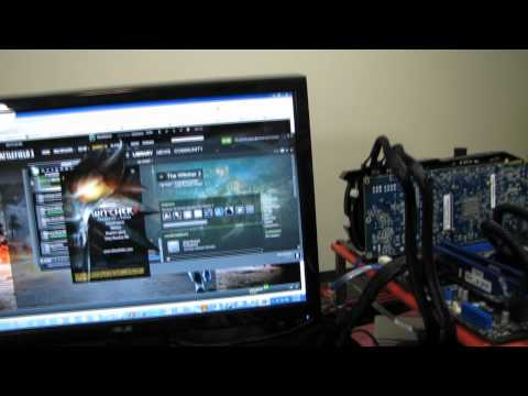 Sapphire HD 7950 OC Dual Fan 3GB Video Card Review & Benchmarks Linus Tech Tips