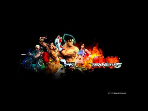 Tekken 5 Ost: Unforgiven (with Background Crowd) video