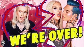 "😢 Jeffree Star & Nathan Schwandt Breakup Video Summary - Jeffree Star ""We broke up."""