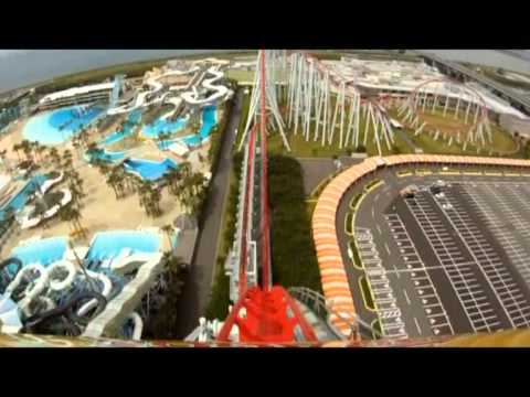 TOP 10 HIGHEST ROLLER COASTERS IN THE WORLD