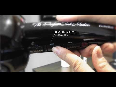 BaByliss Pro - MiraCurl® Perfect Curling Machine Model BAB2665E
