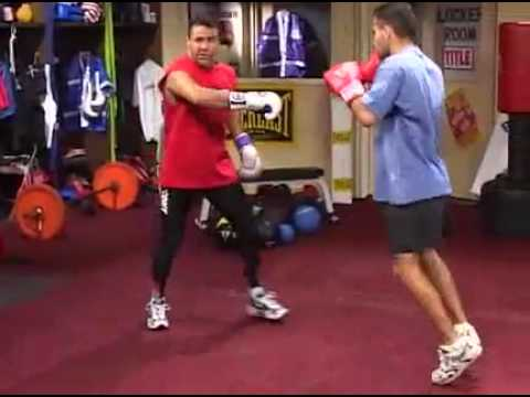 Boxing Drills For Pressure Fighting.mp4 Image 1