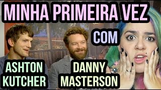 Ashton Kutcher e Danny Masterson de THE RANCH: Entrevista