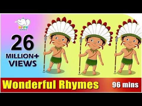 Nursery Rhymes Vol 8 - Thirty Rhymes With Karaoke video