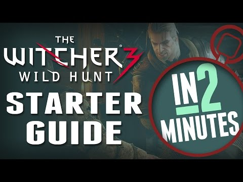 7 Essential Witcher 3 Tips - In 2 Minutes
