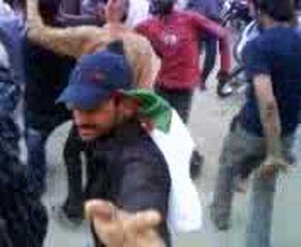 Mqm Dance Out Side My Appartment video
