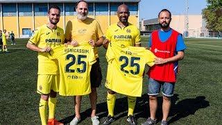 FIB 2019 partido de fútbol solidario