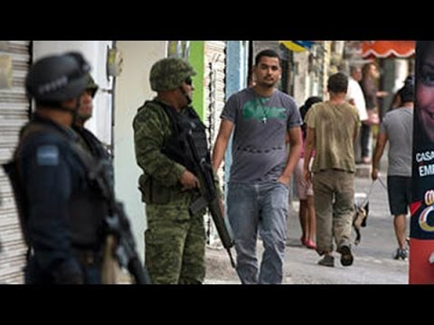 Armed Vigilantes vs Drug Cartels In Mexico - It's Bad And Getting Worse