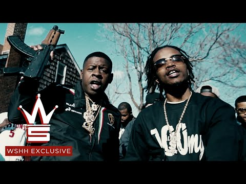 Leek Hustle Ft. Blac Youngsta Trappin Foreal (Remix) rap music videos 2016
