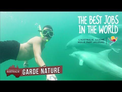 THE BEST JOBS IN THE WORLD : Garde Nature (Kangaroo Island)