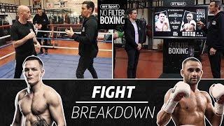 Fight Breakdown preview: Josh Warrington v Kid Galahad analysis | No Filter Boxing