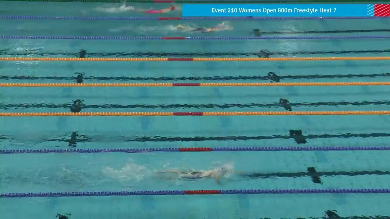 British Summer Championships - Session 3 - Heats