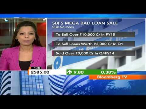 Market Pulse: FY15: Rs. 10,000 Cr Bad Loans On Sale