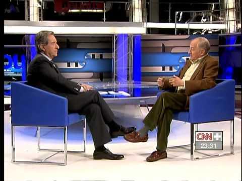 Entrevista a Juan Goytisolo en CNN+ 1/2