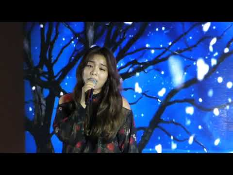 [180808 KCON WEST Fancam] Ailee - I Will Go To You Like The First Snow Live (HQ)