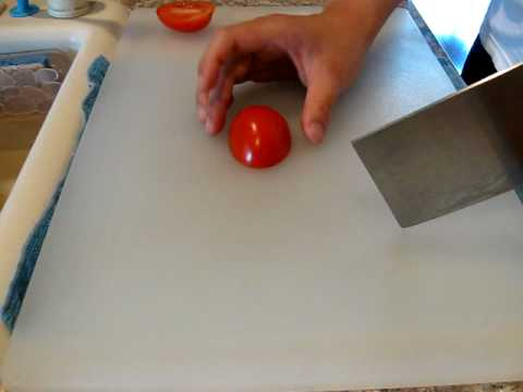 Cut Tomato Drawing Draw Cut With a Tomato