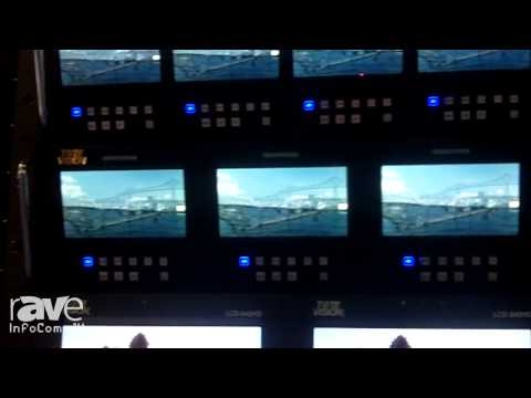 InfoComm 2014: ToteVision Gives an Overview of its Rack Mount Monitors