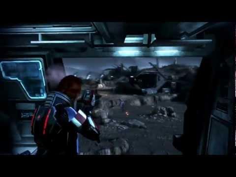 Mass Effect 3: Reinstated (FemShep Trailer)