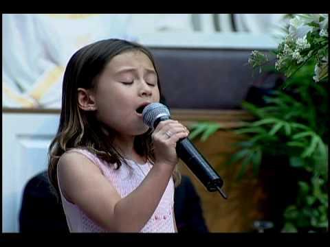 7 Yr Old Rhema Suwon Korea Baptist Church - Plz share video