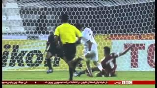 Qatar 2 - 1 Iran match report BBC Persian
