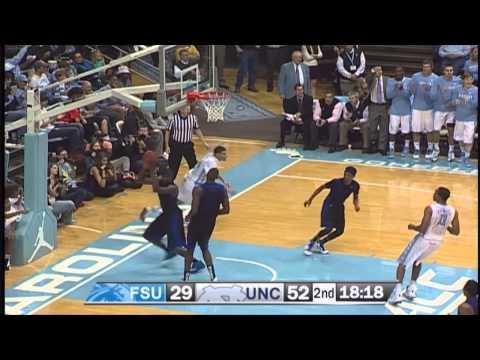 UNC Men's Basketball: Jackson and Pinson Highlights