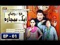 Do Biwiyan Ek Bechara Episode 1   25th August 2018   ARY Digital Drama