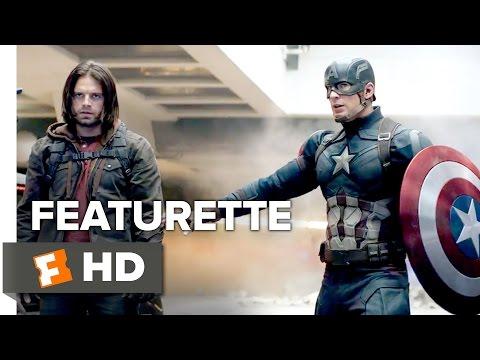 Captain America: Civil War Featurette - Tunnel Chase (2016) - Chris Evans Movie HD