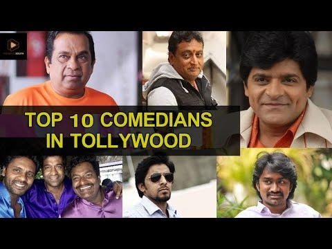 Top 10 Famous Comedians Of South Indian Movies | #Tollywood | Trending South