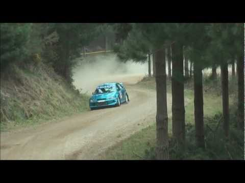 Ashley forest Rally sprint 2011 (part 1)