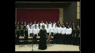 Adana Güzel Sanatlar Lisesi Batı Müziği Korosu HELVACI Şef : Betül GÜMÜŞ
