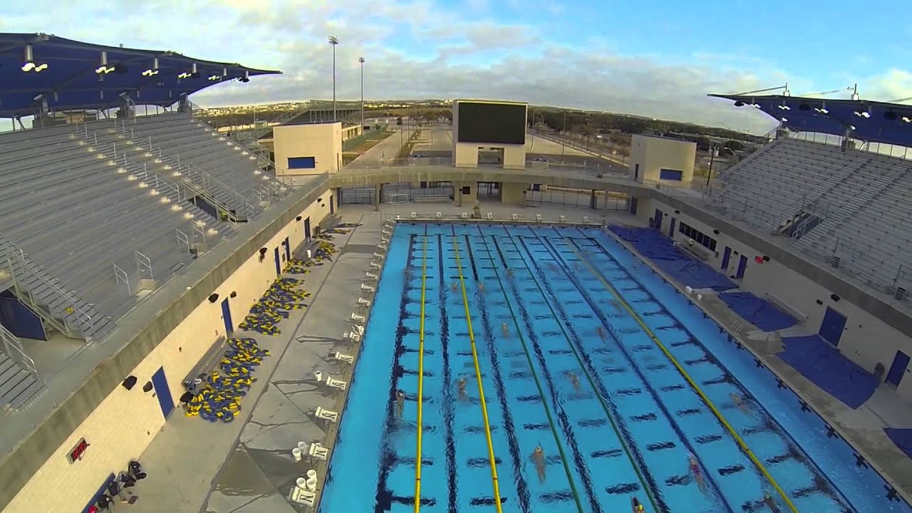 Northside natatorium alamo area aquatics youtube for Pool show san antonio