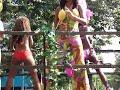 zomercarnaval 2007 rotterdam hot black girl shaking ass