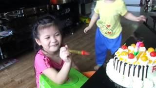 Happy birthday Lê Băng Giang 3-4-2005 & 3-4-2013 FC mãi yêu eeeee :)