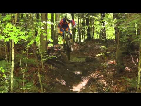Attitash Mountain Biking - Opening Weekend 2014