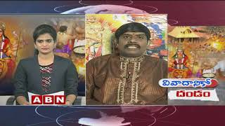 Discussion on Dussehra Festival dates controversy and Sabrimala temple Row | Part 1