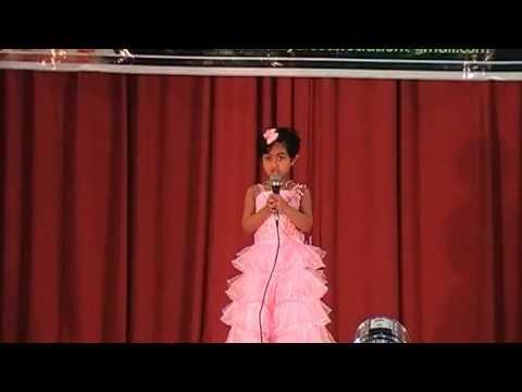 Attumanal Payayil By Thumbi (3.5yrs) video