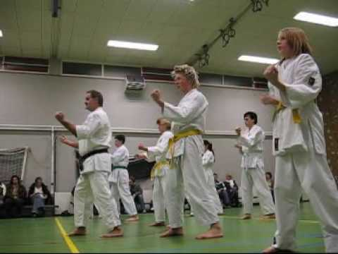 Sanchin Kata Goju Ryu http://wn.com/Goju-kai_kata_Sanchin