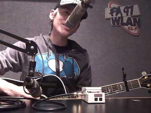 Evan Taubenfeld live on FM97 WLAN -