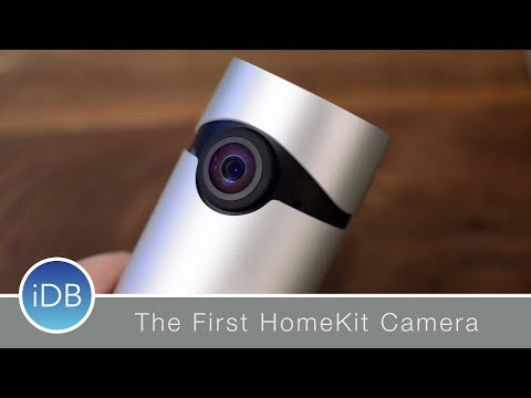D-Link Omna is an Attractive HomeKit Camera that is Better with iOS 11