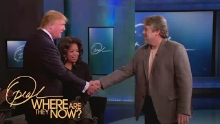 Follow-Up: How's the Other Donald Trump Faring Today? | Where Are They Now | Oprah Winfrey Network