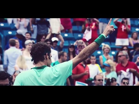 Roger Federer - I Call it Federer's Brilliance #1 (HD)