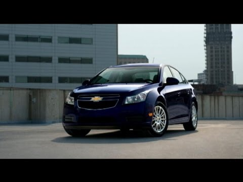 General Motors Stops Selling Chevy Cruze Models