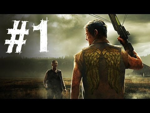 The Walking Dead Survival Instinct Gameplay Walkthrough Part 1 – Intro (Video Game)