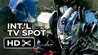 Transformers: Age of Extinction International TV SPOT - Destroyer (2014) - Michael Bay Movie HD