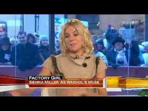 Sienna Miller interview on Today Show