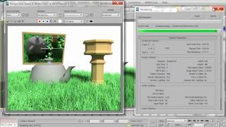 Autodesk 3ds max - Hair and Fur: урок 2